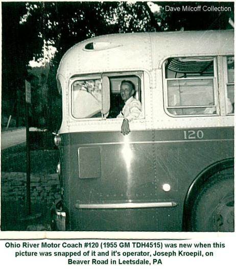 Amcap Ohio River Motor Coach Company